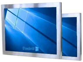 """15"""" INSS IP67 Water Proof Touch Screen Computer"""