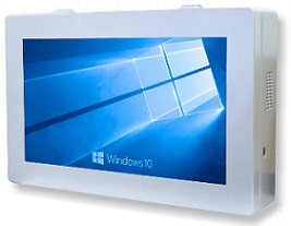 Weather Resistant Outdoor Touch Screens