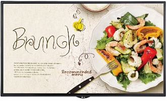 43 Inch LG 43SMK5E-B Touch Screen Monitor