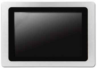 12 Inch IP67 Stainless Steel Touch Screen Monitor
