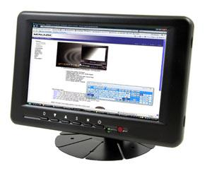 7 Inch High Bright 1000 Nits Touch Screen Xenarc Touch Screen Monitor
