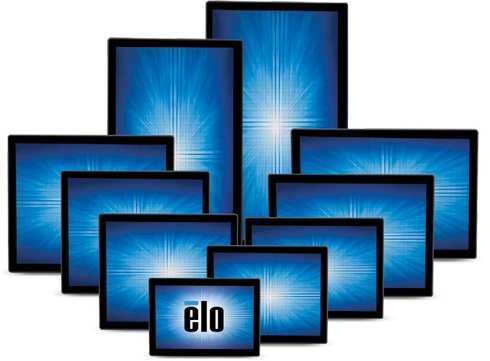 Elo Touch Screens, Elo Touch Screen Monitors