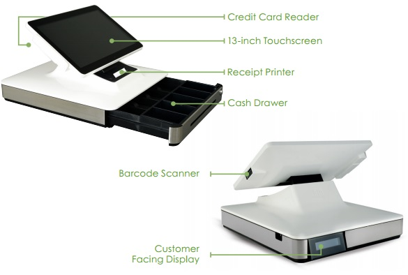 Elo Paypoint All In One Retail Pos System For Android