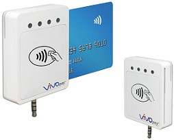 Id Tech UniPay Mobile Audio Jack MSR and Smart Card Reader Android Platforms for The Latest Apple iOS 158906