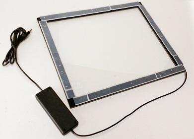 OPTIR PPMT Add On Infrared Touch Screen