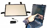 KTMT-1214-USB Notebook Touch Screens
