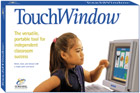 Touch Window Add On Touch Screen for Children