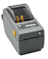 Zebra ZD41022-D01000EZ Printer, ZD410, DT, 2